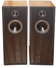 Snell Type Iii Floor Stand Speaker Newly Refoamed