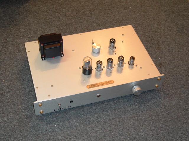 Building Test Instruments : Space tech laboratory high end audio